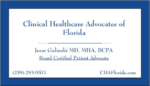 Clinical Healthcare Advocates of Florida, LLC